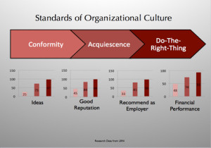 standards of org culture