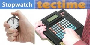 stopwatch tectime