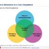 core competence model