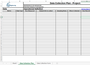 data collection plan Home | data management | data collection forms print share data collection forms in order to ensure that the most relevant data are collected, cibmtr, in amnesty plan post-hsct data: 20: error correction (pdf) learn more 2400 (pdf.